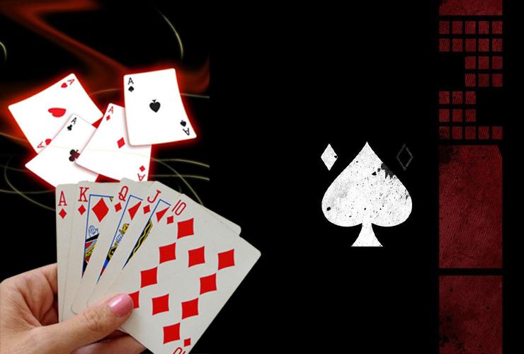 Keunggulan Taruhan Poker Online Dibanding Versi Konvensionalnya